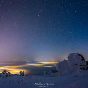 Odbitka Fotograficzne Karkonosze Zima