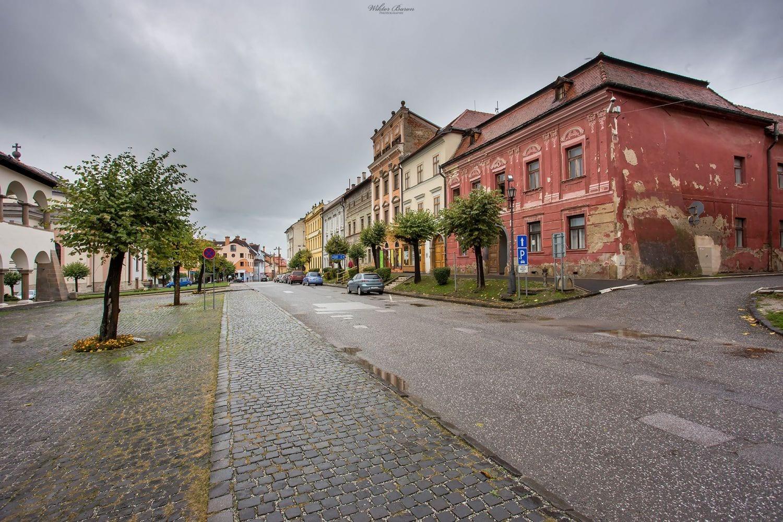Lewocza stare miasto