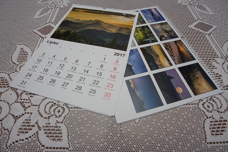 Kalendarz Góry 2017