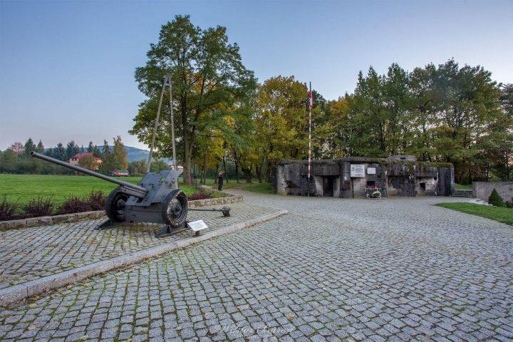 Węgierska Górka Fort Wędrowiec
