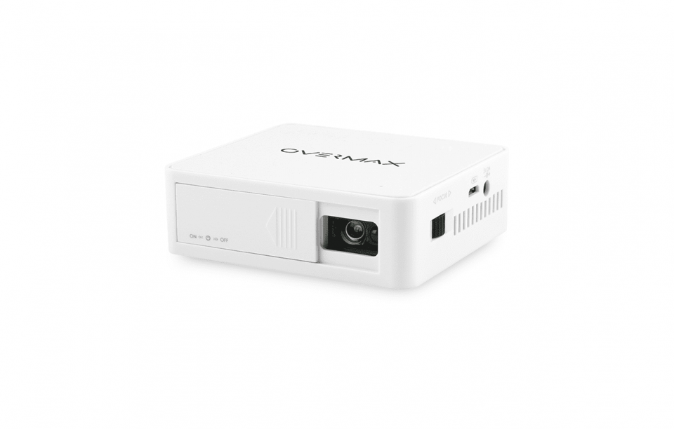 Projektor dla podróżnika - Overmax Mulitipic 1.2 10