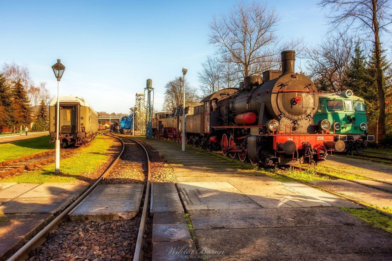 Skansen Kolejnictwa w Chabówce