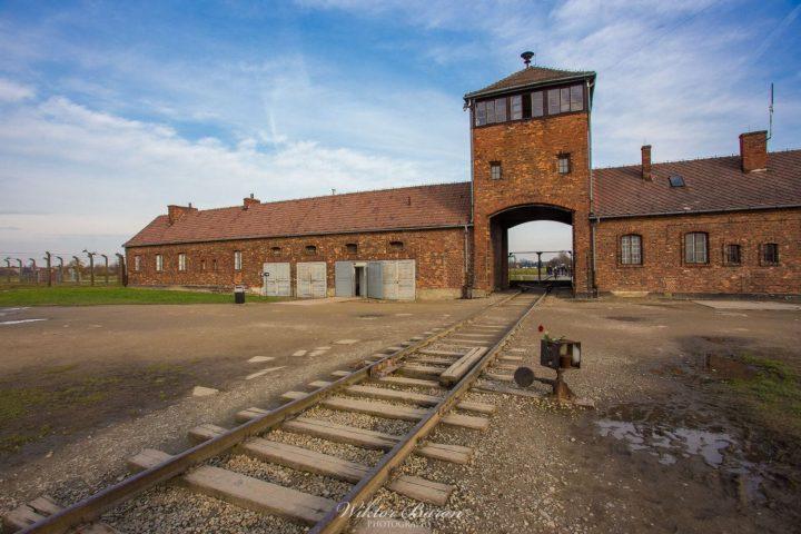 Oświęcim miasto i obóz koncentracyjny