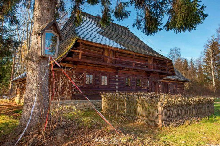 Orawski Park Etnograficzny - Skansen w Zubrzycy