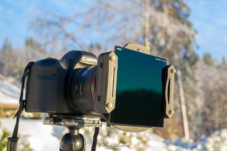 Filtr Fotograficzny Szary Pełny