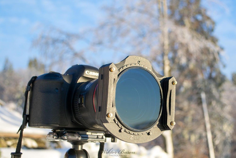 Filtr Fotograficzny Polaryzacyjny