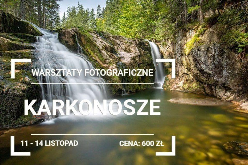Warsztaty Fotograficzne Karkonosze