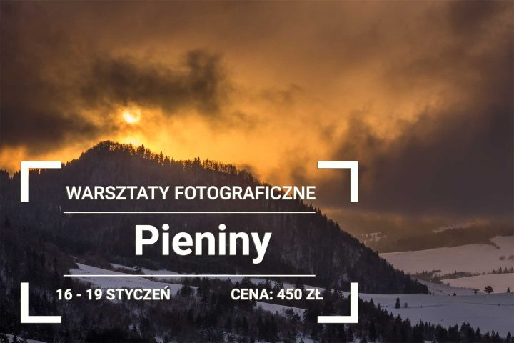 Warsztaty Fotograficzne Pieniny
