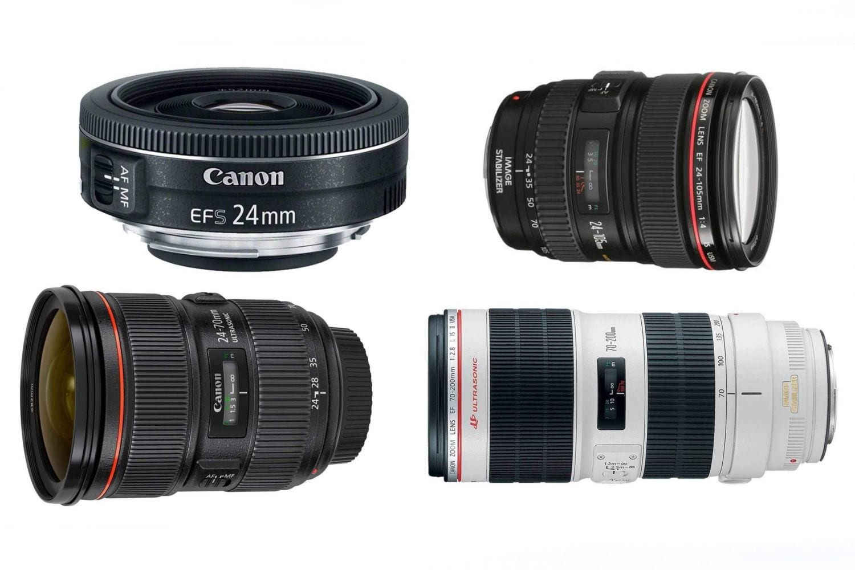 Obiektywy Canon do fotografii krajobrazowej