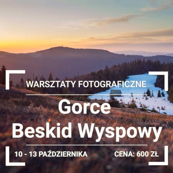 Warsztaty Fotograficzne - Gorce 2019 1