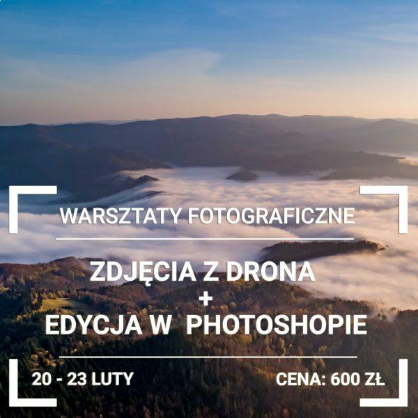 Warsztaty Fotografii z Drona