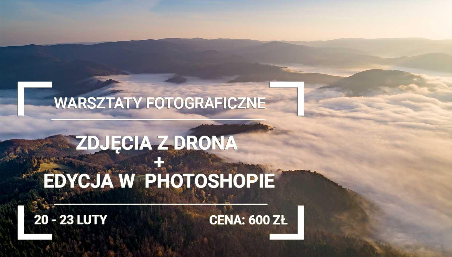Warsztaty Fotograficzne Dron