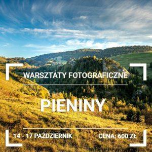 Warsztaty Fotograficzne - Pieniny 2021 2