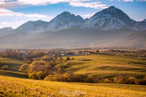 Fotoobraz Góry Tatry