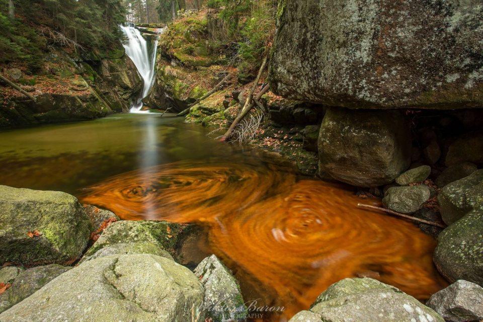 Najpiękniejsze Wodospady Karkonoszy