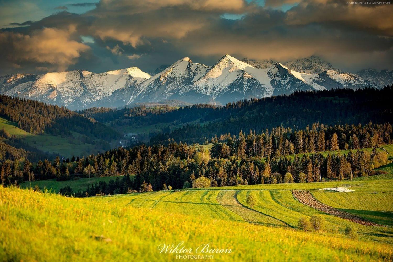 Kompozycja w fotografii krajobrazowej