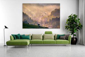 Fotoobraz Góry Pieniny