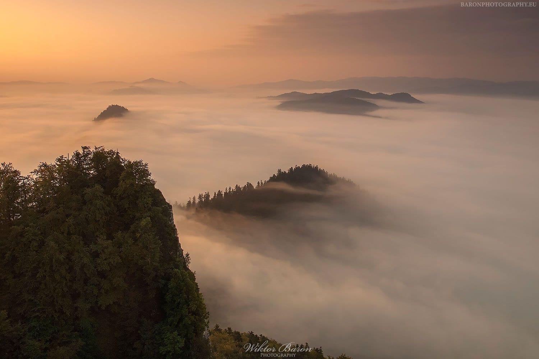 Najpiękniejsze Miejsca do Fotografowania w Pieninach