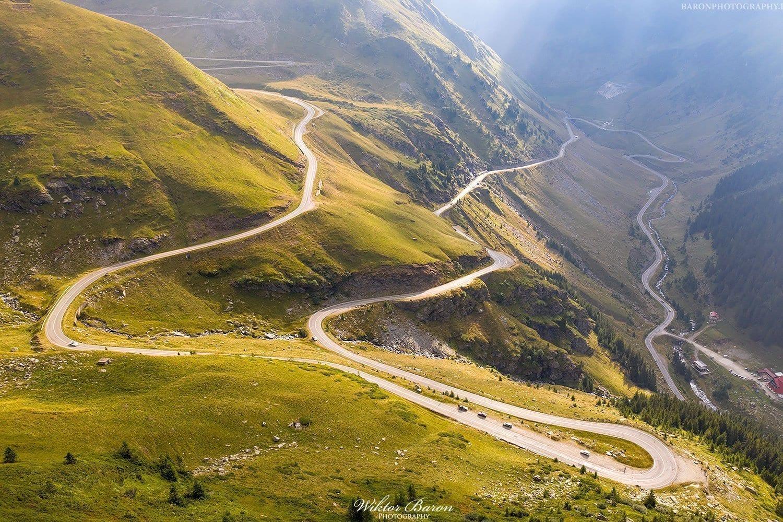 Rumunia - Droga Transfongraska