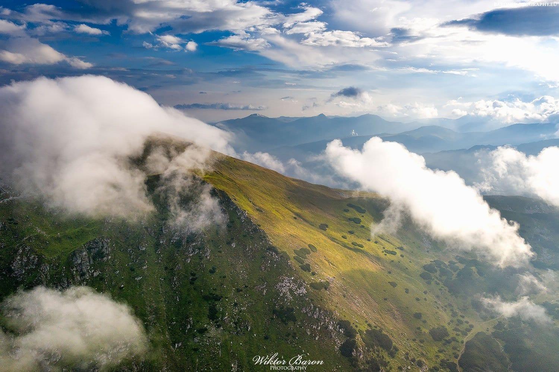 Góry Rodniańskie - Karpaty Rumuńskie