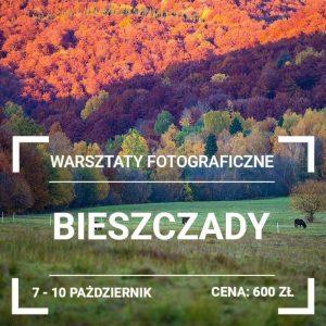 Warsztaty Fotogtraficzne BIESZCZADY