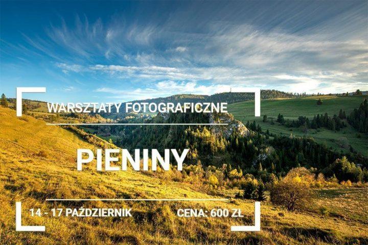 Warsztaty Fotograficzne w Pieninach