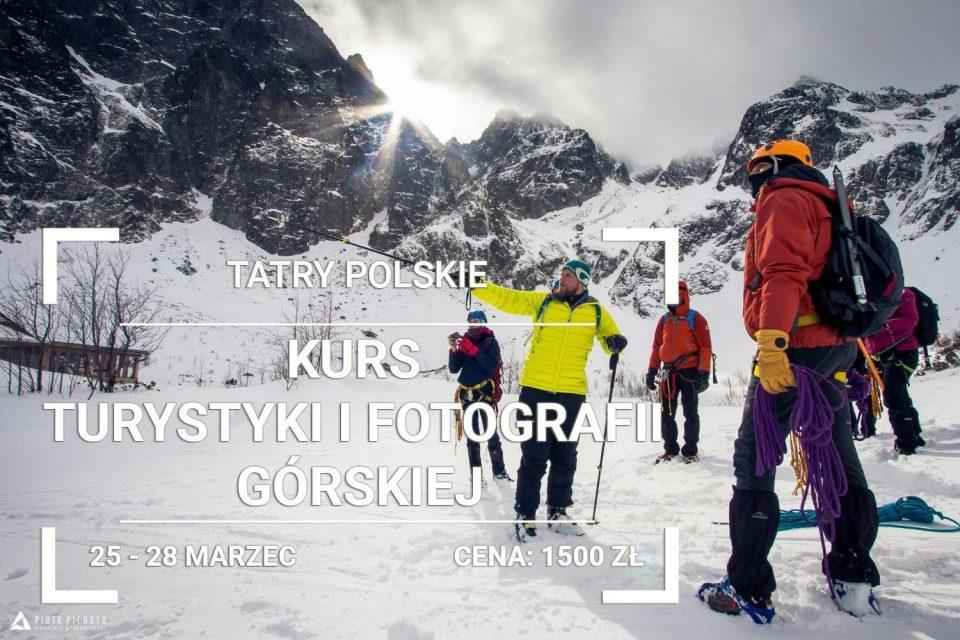KURST TURYSTYKI I FOTOGRAFII GÓRSKIEJ