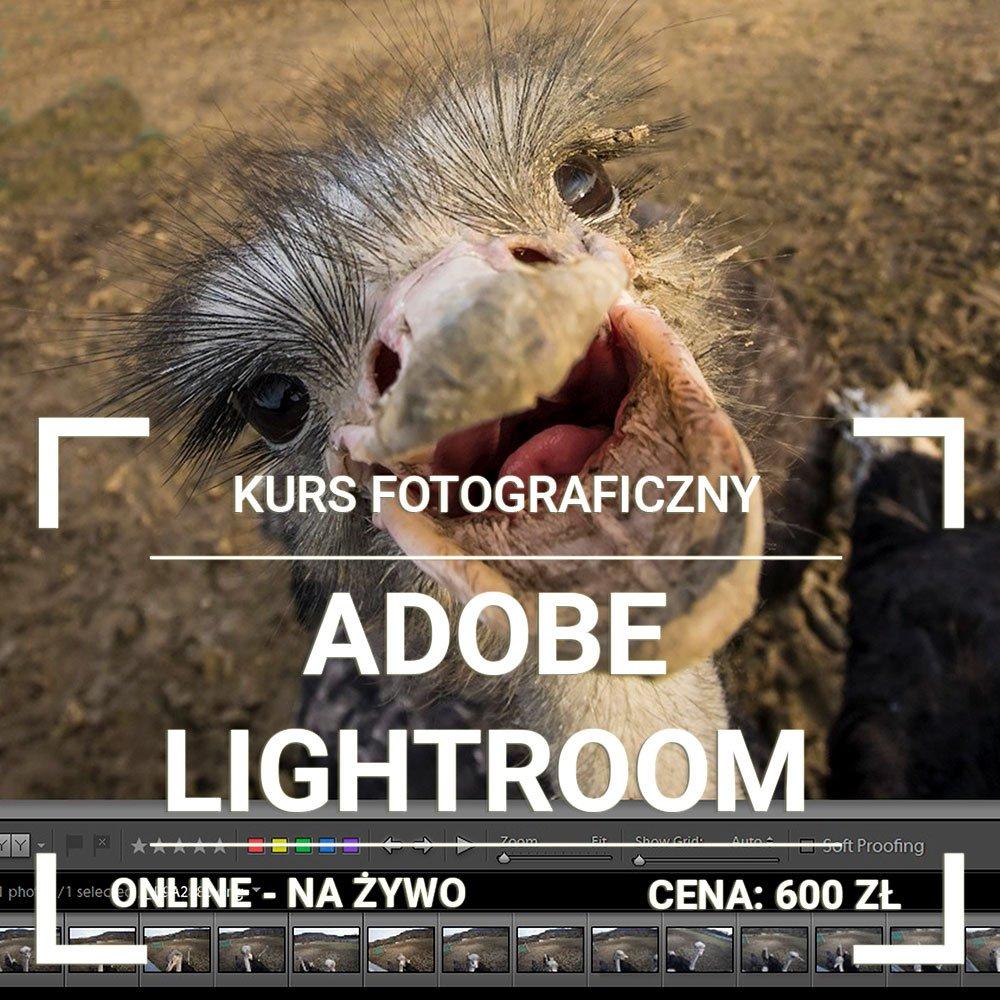 Kurs Adobe Lightroom