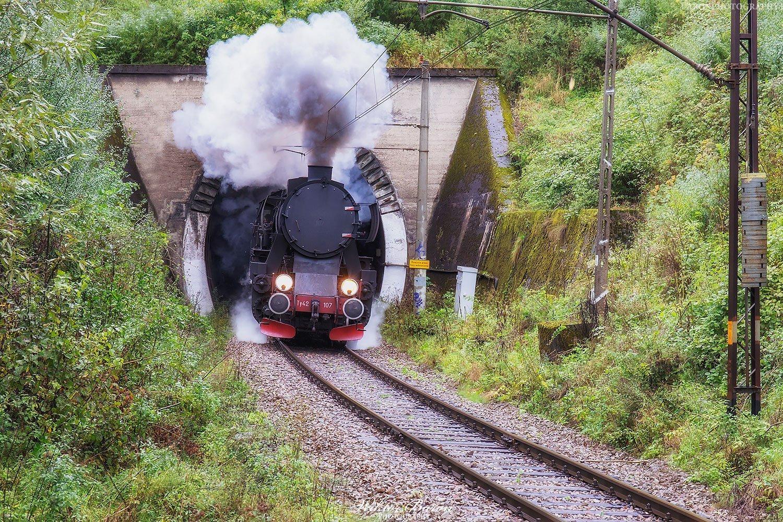 Tunel w Żegiestowie