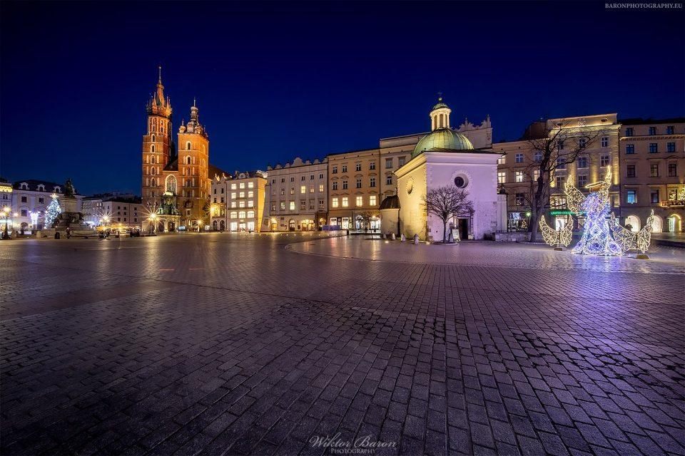 Kraków - Rynek Główny