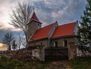 Kościół św. Barbary w Wolbromku