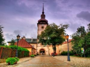 Brama Klasztoru Klarysek