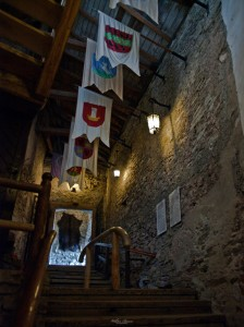 Na zamku Dunajec