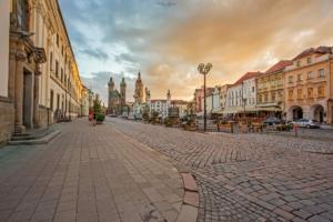 Rynek w Hradec Králové