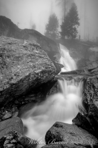 Fotografia Górska - Wodospad Zimnego Potoka