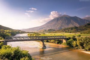 Mosta na Rzece Drino