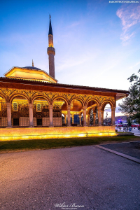 Meczet w Tiranie