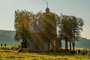 Cerkiew w Koniecznej
