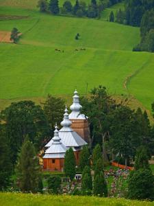 Cerkiew w Mochnaczce