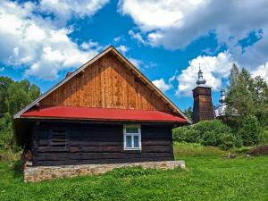 Cerkiew w Leszczynach