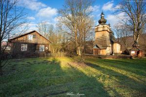 Cerkiew w Hańczowej