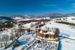 Cerkiew prawosławna w Złockim