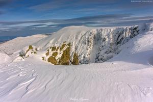 Zima na Śnieżnych Kotłach