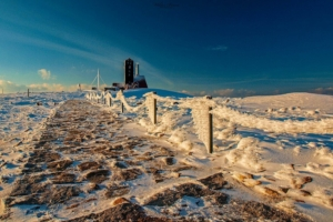 Stacja przekaźnikowa na Śnieżnych Kotłach