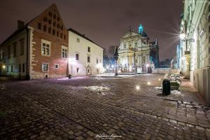 Kraków - plac Świętej Marii Magdaleny