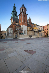 Kraków - Zamek Wawelski