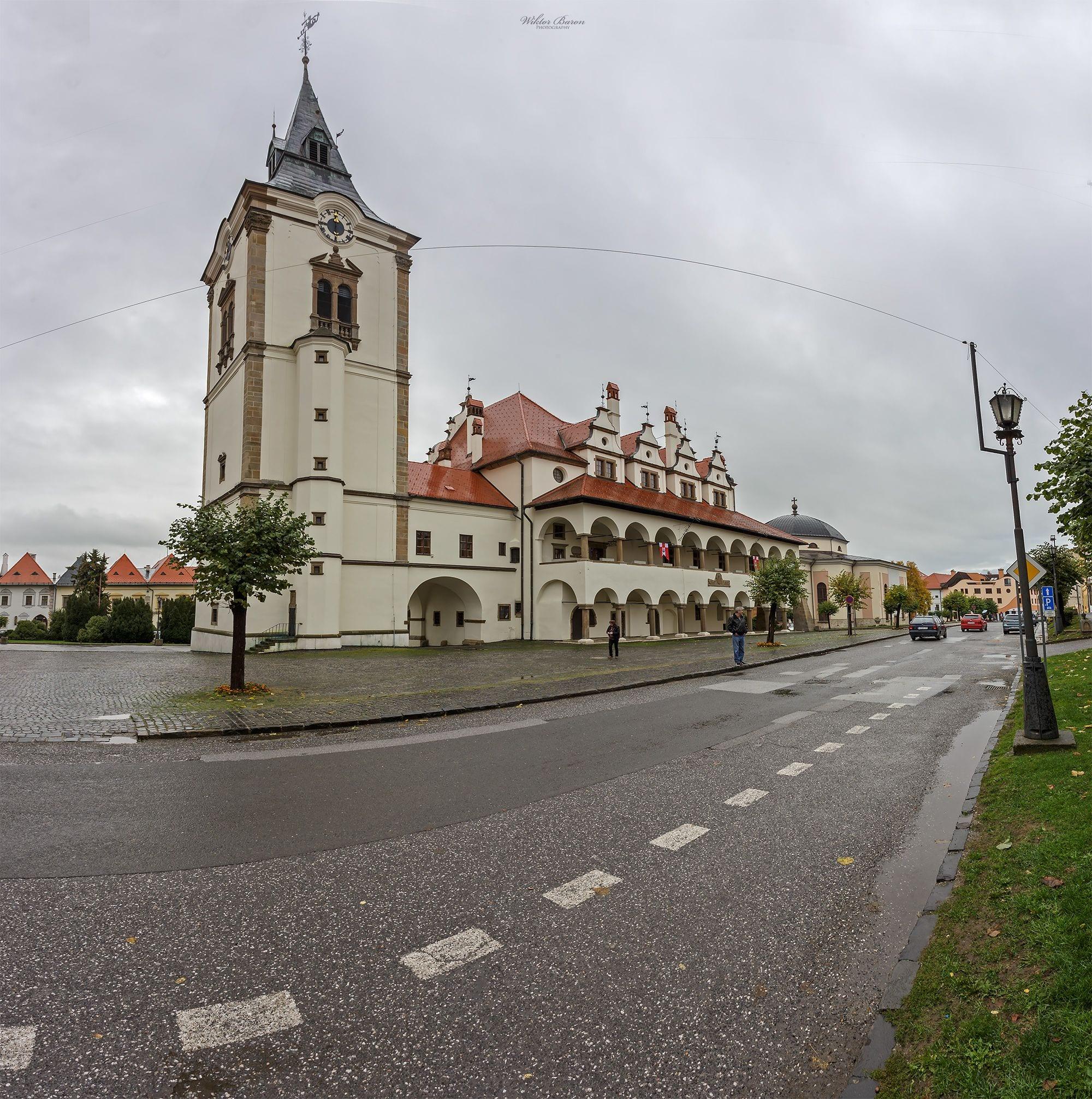 Stare Miasto w Lewoczy