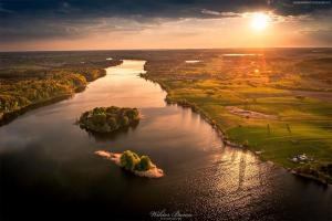 Mazury Jezioro Sunowo