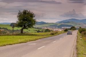 Droga do Jarabiny