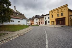 Stare miasto w Poradzie